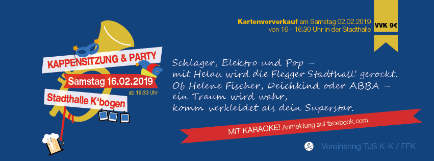 kappensitzung 2019
